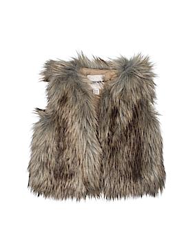 Cherokee Faux Fur Vest Size X-Small (Kids)