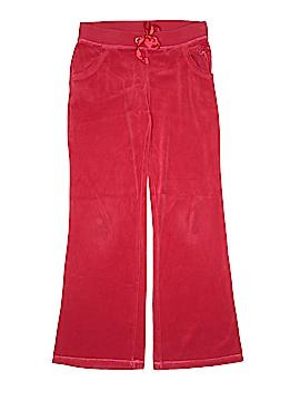 Justice Velour Pants Size 12