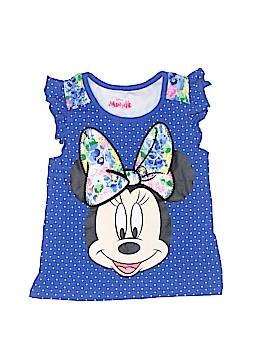 Disney Sleeveless T-Shirt Size 5