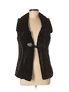 Robert Louis Faux Fur Vest Size S