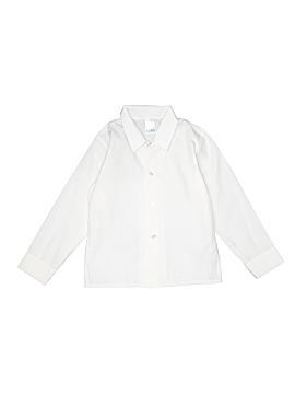 Lito Long Sleeve Button-Down Shirt Size 7