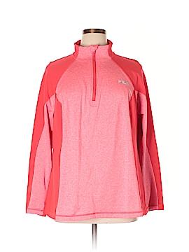 Fila Sport Track Jacket Size 2X (Plus)