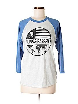 Next Level Apparel 3/4 Sleeve T-Shirt Size S