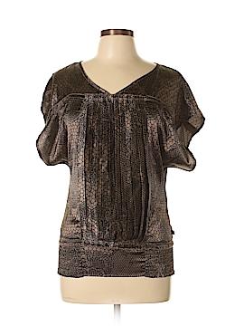 Dept. Short Sleeve Blouse Size XS