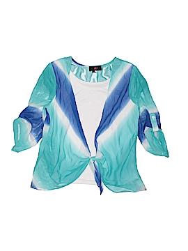 Iz Byer Short Sleeve Top Size X-Large (Youth)