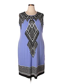 JM Collection Casual Dress Size 2X (Plus)