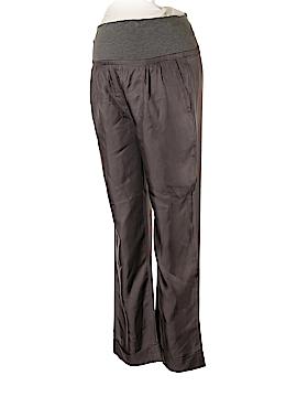PureDKNY Silk Pants Size M (Maternity)