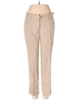 Rafaella Linen Pants Size 8 (Petite)