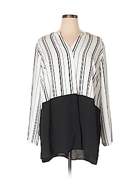 Alfani 3/4 Sleeve Blouse Size 24 (Plus)