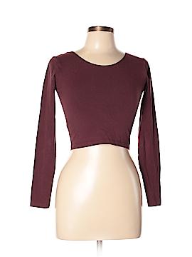 American Apparel Long Sleeve T-Shirt Size XL