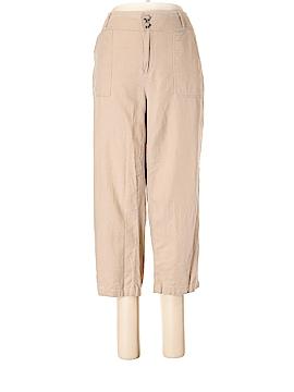 Laura Scott Linen Pants Size 10