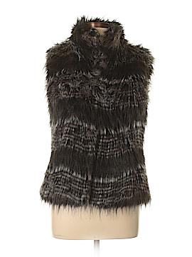 Kial Faux Fur Vest Size S