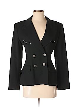 Cache Wool Blazer Size 4