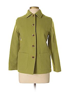 Harve Benard by Benard Holtzman Wool Coat Size 2 (Petite)