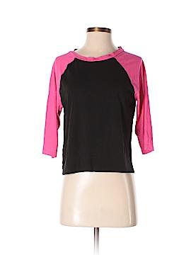 Joe Boxer 3/4 Sleeve T-Shirt Size S