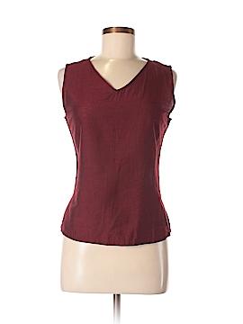 April Cornell Sleeveless Blouse Size S