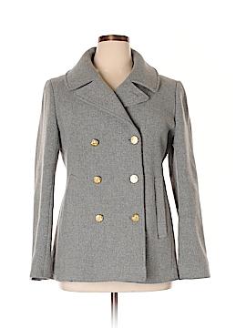 J. Crew Wool Coat Size 16