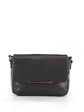 Black Saks Fifth Avenue Crossbody Bag One Size