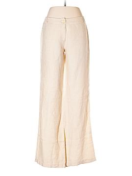 Weekend Max Mara Linen Pants Size 10