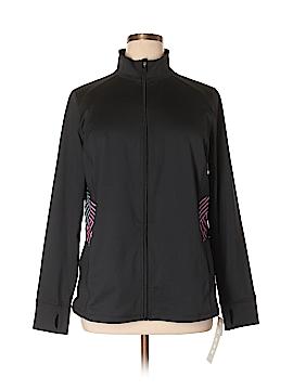 Ideology Track Jacket Size 1X (Plus)