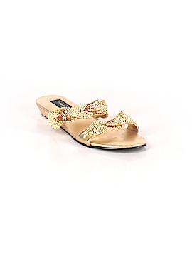 New York Transit Sandals Size 8 1/2