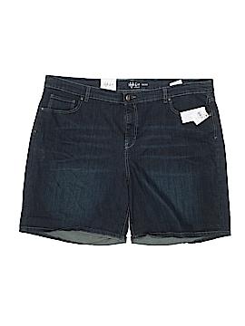 Style&Co Denim Shorts Size 22 (Plus)