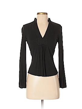 Trina Turk Long Sleeve Top Size S