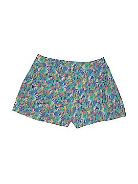 Topshop Khaki Shorts Size 8