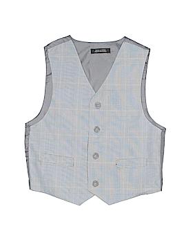 FT Apparel Tuxedo Vest Size 7