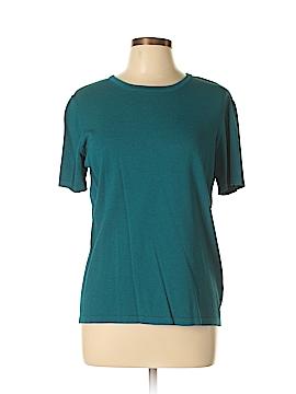 Erin London Short Sleeve Blouse Size L