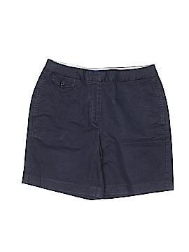 Lands' End Khaki Shorts Size 6