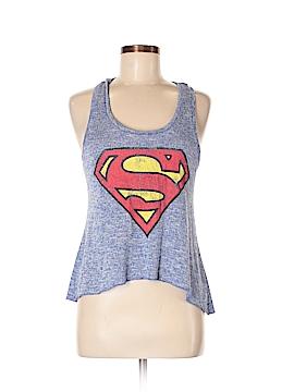 Superman Tank Top Size L