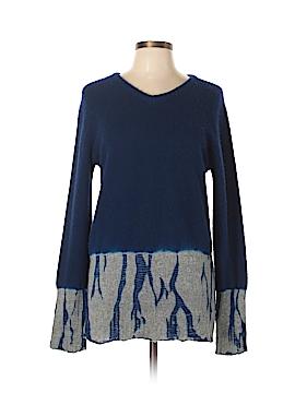 Suzusan Cashmere Pullover Sweater Size L