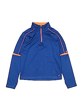 Asics Track Jacket Size 10 - 12