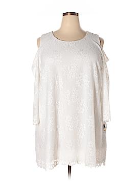 Alfani Essentials 3/4 Sleeve Blouse Size 2X (Plus)