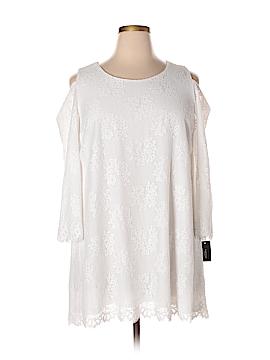 Alfani Casual Dress Size 1X (Plus)