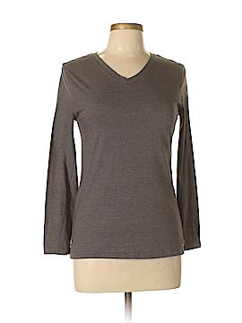 Faded Glory Long Sleeve T-Shirt Size 8 - 10