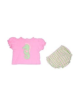 Zubels Short Sleeve T-Shirt Size 3-6 mo