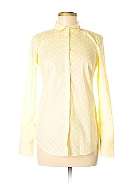 Ann Taylor Long Sleeve Button-Down Shirt Size 0