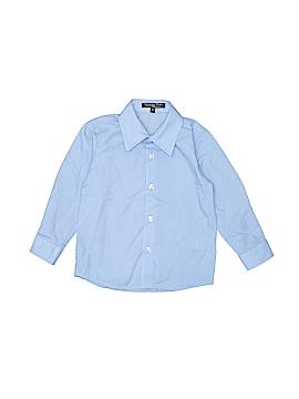 Sahara Club Long Sleeve Button-Down Shirt Size 3T