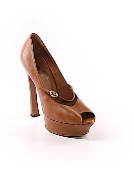 Yves Saint Laurent Rive Gauche Heels Size 38 (FR)