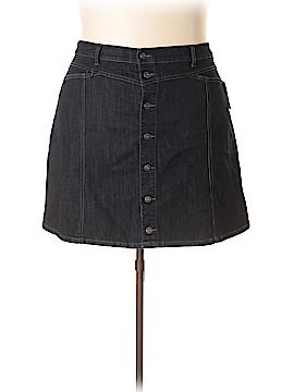 Style&Co Denim Skirt Size 20 (Plus)