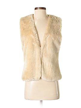 BCBGeneration Faux Fur Vest Size XS/S