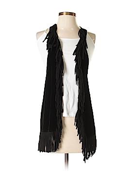 LeyenDecker Silk Cardigan Size 4