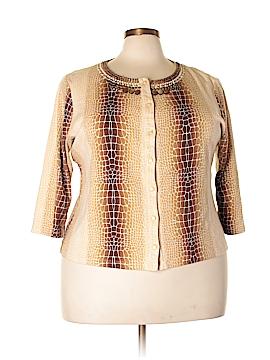 Rafaella Cardigan Size 3X (Plus)