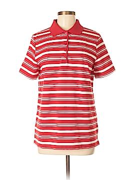 Kim Rogers Short Sleeve Polo Size M