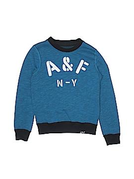 Abercrombie & Fitch Sweatshirt Size 7 - 8