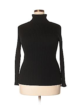 Pout Turtleneck Sweater Size 1X (Plus)
