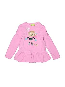 Sesame Street Fleece Jacket Size 4T