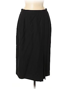 Kasper for A.S.L. Wool Skirt Size 12